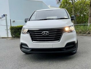 2020 Hyundai iLOAD TQ4 MY20 Creamy White 6 Speed Manual Van.