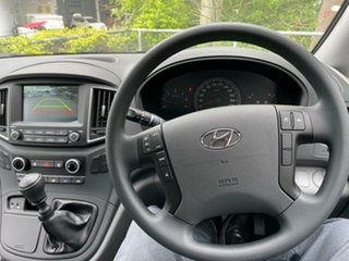 2020 Hyundai iLOAD TQ4 MY20 Creamy White 6 Speed Manual Van
