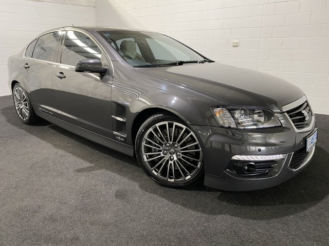 Used Holden Special Vehicles Senator E Series 3 Signature Glenorchy, 2010 Holden Special Vehicles Senator E Series 3 Signature Grey 6 Speed Manual Sedan