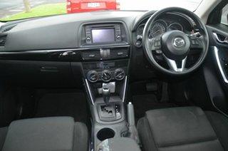 2012 Mazda CX-5 Maxx Sport (4x4) Red 6 Speed Automatic Wagon