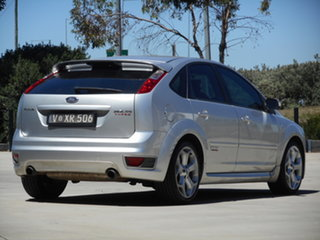 2006 Ford Focus LS XR5 Turbo Silver 6 Speed Manual Hatchback