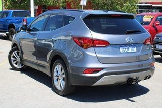 2016 Hyundai Santa Fe DM3 MY16 Elite Grey 6 Speed Sports Automatic Wagon