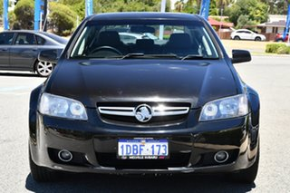 2009 Holden Berlina VE MY09.5 Black 4 Speed Automatic Sedan