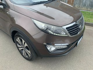 2011 Kia Sportage SL Platinum Bronze 6 Speed Sports Automatic Wagon