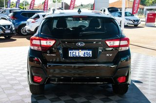 2018 Subaru XV G5X MY18 2.0i-S Lineartronic AWD Black 7 Speed Constant Variable Wagon.