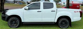 2014 Isuzu D-MAX MY15 LS-M Crew Cab White 5 Speed Manual Utility