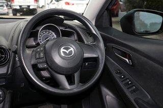 2015 Mazda 2 DJ Neo Black 6 Speed Automatic Hatchback