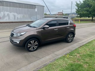 2011 Kia Sportage SL Platinum Bronze 6 Speed Sports Automatic Wagon.