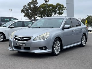 2011 Subaru Liberty 3.6R - Premium Silver Sports Automatic Sedan.