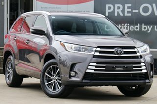 2019 Toyota Kluger GSU55R GXL AWD Predawn Grey 8 Speed Automatic Wagon.