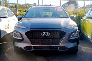 2019 Hyundai Kona OS.2 MY19 Go 2WD Silver Lake Ss& 6 Speed Sports Automatic Wagon.