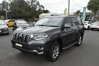 2019 Toyota Landcruiser Prado GDJ150R Kakadu Grey 6 Speed Sports Automatic Wagon.