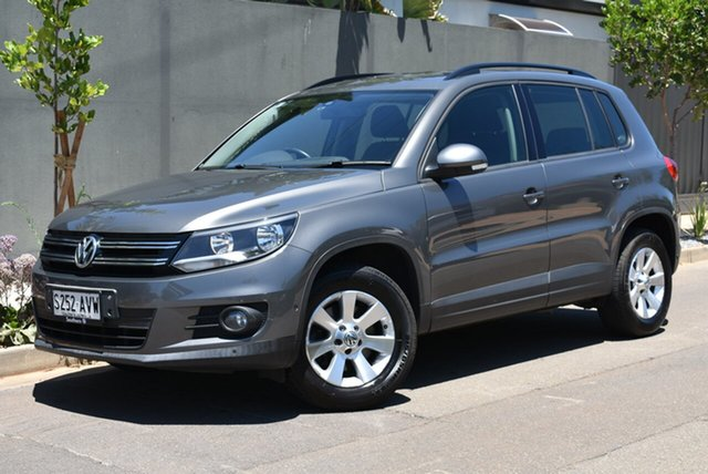 Used Volkswagen Tiguan 5N MY13.5 103TDI DSG 4MOTION Pacific Brighton, 2013 Volkswagen Tiguan 5N MY13.5 103TDI DSG 4MOTION Pacific Grey 7 Speed