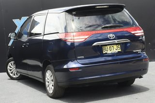 2008 Toyota Tarago ACR50R MY08 GLi Blue 4 Speed Sports Automatic Wagon