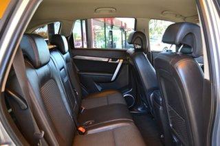 2011 Holden Captiva CG Series II 7 AWD CX Grey 6 Speed Sports Automatic Wagon
