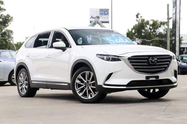 Used Mazda CX-9 TC Azami SKYACTIV-Drive Kirrawee, 2016 Mazda CX-9 TC Azami SKYACTIV-Drive White 6 Speed Sports Automatic Wagon