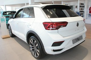 2020 Volkswagen T-ROC A1 MY21 110TSI Style White 8 Speed Sports Automatic Wagon