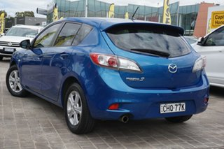 2012 Mazda 3 BL10F2 Neo Blue 6 Speed Manual Hatchback