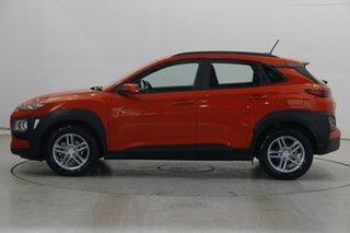 2020 Hyundai Kona OS.3 MY20 Active 2WD Tangerine Comet 6 Speed Sports Automatic Wagon.