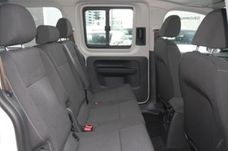 2020 Volkswagen Caddy 2K MY20 TSI220 Maxi DSG Trendline Candy White 7 Speed