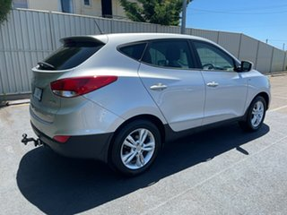 2013 Hyundai ix35 LM2 SE Sleek Silver 6 Speed Sports Automatic Wagon