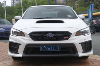 2020 Subaru WRX V1 MY21 STI AWD Premium White Crystal 6 Speed Manual Sedan