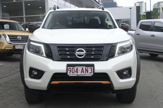 2020 Nissan Navara D23 Series 4 MY20 N-Trek Special Edition (4x4) White Diamond 7 Speed Automatic.