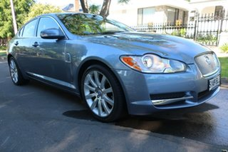 2009 Jaguar XF X250 Luxury 6 Speed Sports Automatic Sedan.