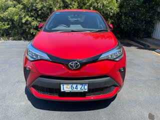 2020 Toyota C-HR NGX10R S-CVT 2WD Red 7 Speed Constant Variable Wagon