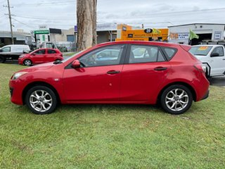 2009 Mazda 3 BL10F1 Maxx Activematic Red 5 Speed Sports Automatic Hatchback