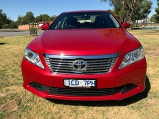 2014 Toyota Aurion GSV50R AT-X Wildfire 6 Speed Automatic Sedan.