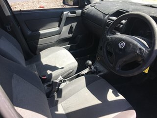 2004 Holden Astra TS MY04.5 Classic Black 5 Speed Manual Hatchback