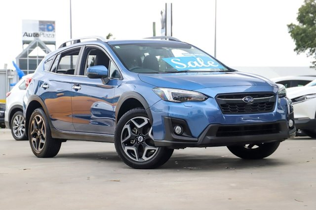 Used Subaru XV G5X MY18 2.0i-S Lineartronic AWD Kirrawee, 2017 Subaru XV G5X MY18 2.0i-S Lineartronic AWD Blue 7 Speed Constant Variable Wagon