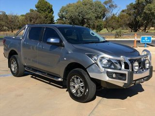 2016 Mazda BT-50 UR0YF1 XTR Aluminium 6 Speed Sports Automatic Utility.