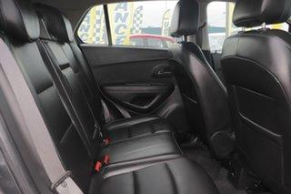 2015 Holden Trax TJ MY16 LTZ Son Of Gun Grey/black 6 Speed Automatic Wagon