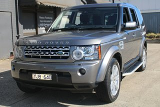 2011 Land Rover Discovery 4 MY11 3.0 SDV6 SE 6 Speed Automatic Wagon
