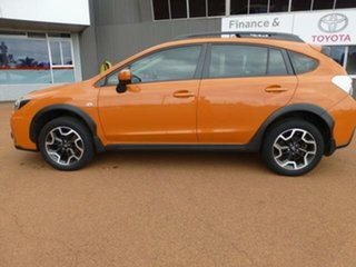 2016 Subaru XV MY17 2.0I Orange 6 Speed Manual Wagon.