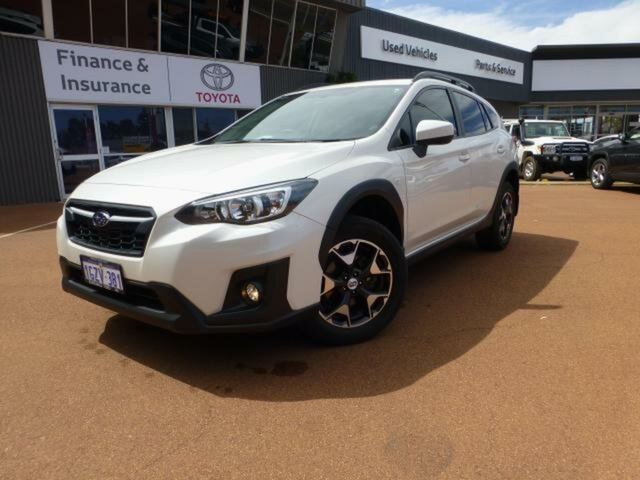 Pre-Owned Subaru XV MY18 2.0I Esperance, 2018 Subaru XV MY18 2.0I Continuous Variable Wagon
