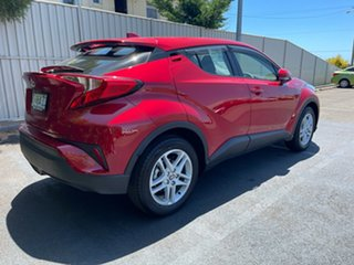 2020 Toyota C-HR NGX10R S-CVT 2WD Red 7 Speed Constant Variable Wagon.