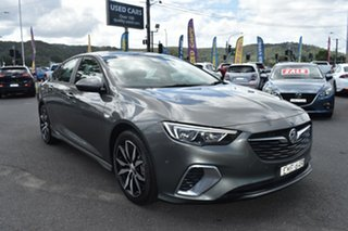 2019 Holden Commodore ZB MY19 RS Liftback Cosmic Grey 9 Speed Sports Automatic Liftback.