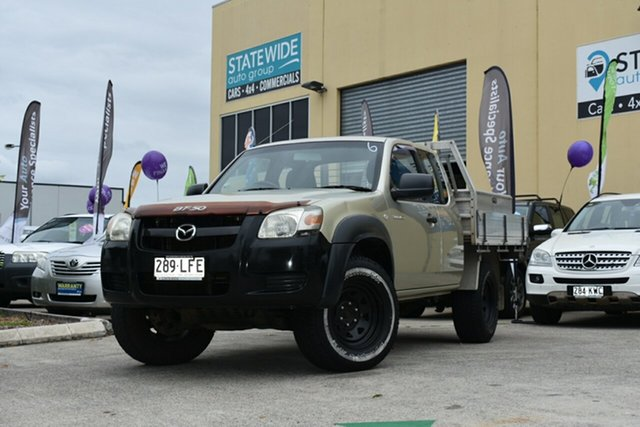 Used Mazda BT-50 B3000 Freestyle SDX (4x4) Capalaba, 2008 Mazda BT-50 B3000 Freestyle SDX (4x4) Silver 5 Speed Manual Pickup