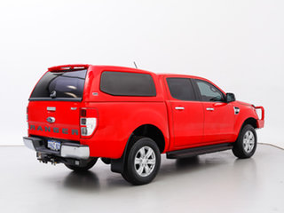 2018 Ford Ranger PX MkIII MY19 XLT 3.2 (4x4) Red 6 Speed Automatic Double Cab Pick Up