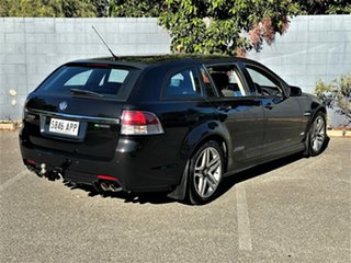 2012 Holden Commodore VE II MY12 SS Sportwagon Black 6 Speed Sports Automatic Wagon.