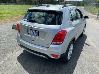2018 Holden Trax TJ MY19 LTZ Silver 6 Speed Automatic Wagon