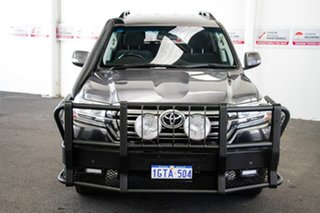 2018 Toyota Landcruiser VDJ200R LC200 GXL (4x4) Graphite 6 Speed Automatic Wagon