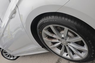 2017 Volkswagen Passat 3C (B8) MY17 132TSI DSG Comfortline Pyrite Silver 7 Speed