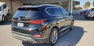 2018 Hyundai Santa Fe DM5 MY18 Highlander Black 6 Speed Sports Automatic Wagon.