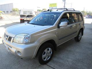 2004 Nissan X-Trail T30 II ST Gold 5 Speed Manual Wagon.