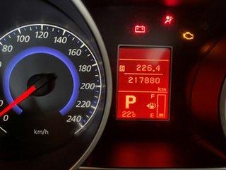 2008 Mitsubishi Outlander ZG MY09 XLS Metallic Grey 6 Speed Constant Variable Wagon