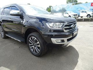 2018 Ford Everest UA II 2019.00MY Titanium Black 10 Speed Sports Automatic SUV